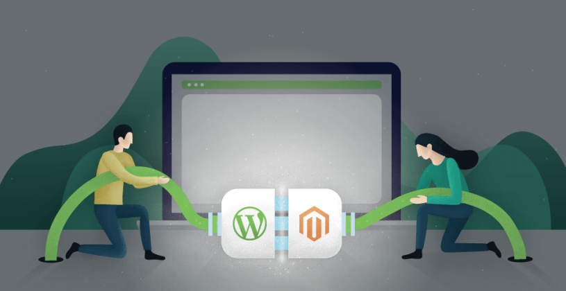 بهترین شیوهها برای ادغام WordPress و Magento